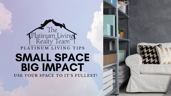 small space BIG IMPACT!