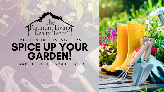 Spice Up your Garden!