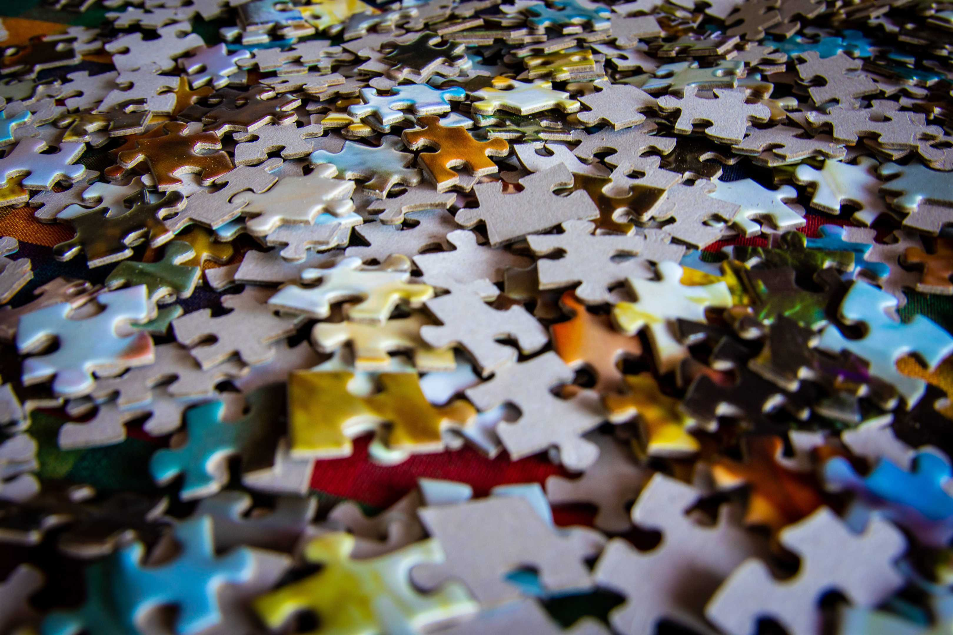 January 29th is National Puzzle Day!