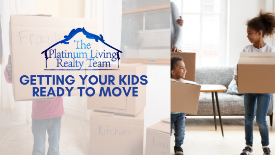 Getting your Kids Ready to Move