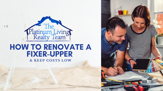 How To Renovate a Fixer-Upper