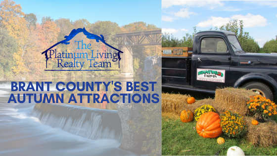Brant County's Best Autumn Attractions