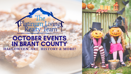 October Events in Brant County